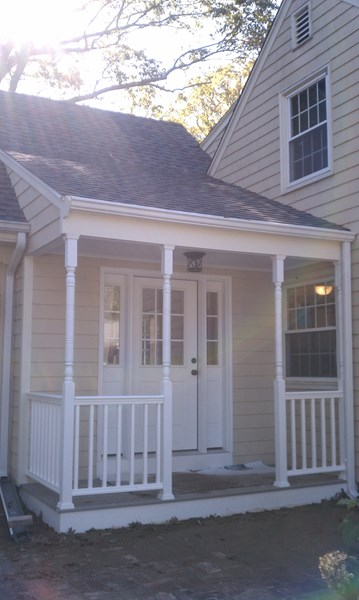 Your Partner For Kitchen And Bath Remodeling In Ri Breezeway Remodel